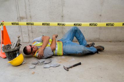 Hurt Worker